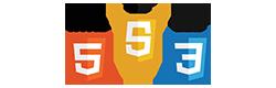 HTML 5, Javascript en CSS